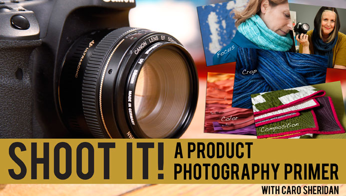 Shoot It! Product Photography Primer