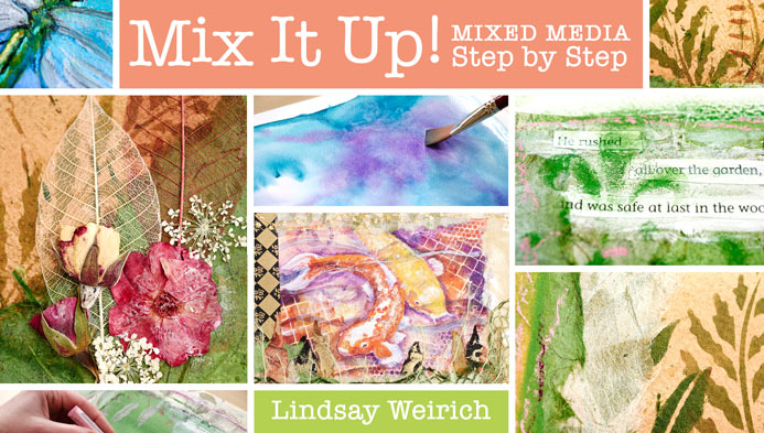 Mix It Up! Mixed Media Step by Step