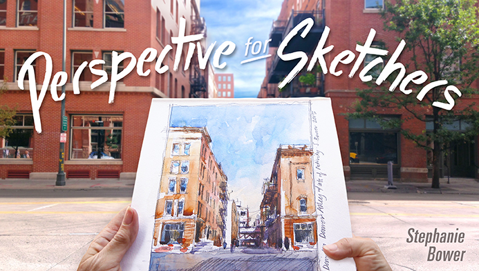 Perspective for Sketchers