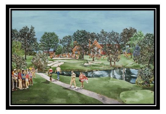 Jeff Joseph Canterbury Golf Club