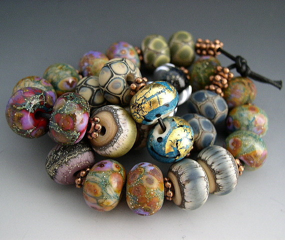 Naos Glass Beads