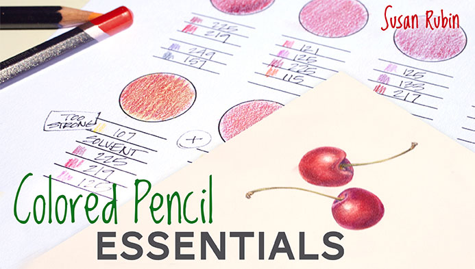 Colored Pencil Essentials
