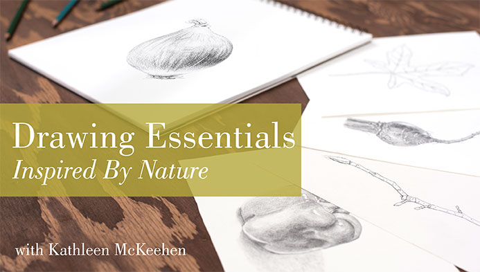 Drawing Essentials Inspired by Nature