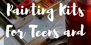Acrylic Painting Kit For Teens and Adults