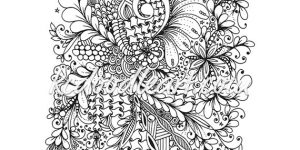 Coloring Books and Coloring Pages for Adults