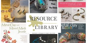 Creating a Precious Metal Clay Resource Library