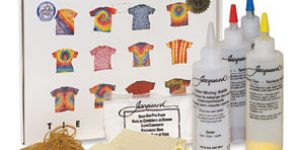 Jacquard Tie Dye Kits for Summer Art Projects