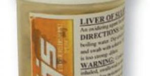 Using Liver of Sulphur to Oxidize Precious Metal Clay