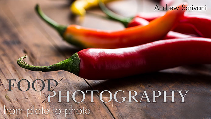Food Photography from plate to photo