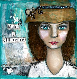 What is the Difference Between Mixed Media and Multimedia Art?