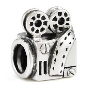 Ohm Beads Movie Camera Bead
