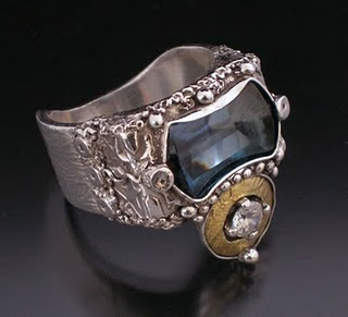 Precious Metal Clay Ring